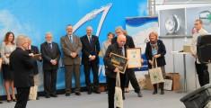 Zbigniew Jagniątkowski z wyróżnieniem za stworzenie sieci portów Zachodniopomorskiego Szlaku Żeglarskiego