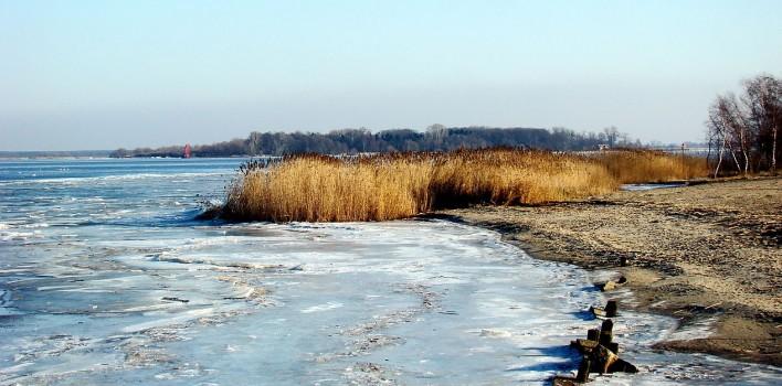 Zima na Zachodniopomorskim Szlaku Żeglarskim